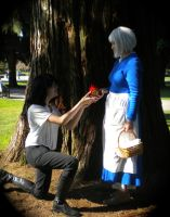 Sophie and Howl - my heart by countess-shalott