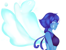 Re- Draw Lapis by jissell