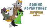 Equine Adventures (title card) by davidsfire