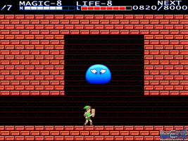 Zelda II HD 09222013 by BLUEamnesiac