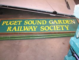Puget Sound Garden Railway Society Pack-up 11 by TaionaFan369