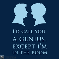 'Genius' by Saniday by Teebusters