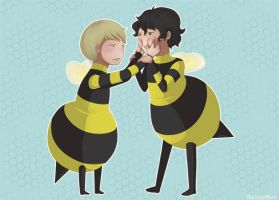 Sherlock: Bees Knees by RaelynnMarie