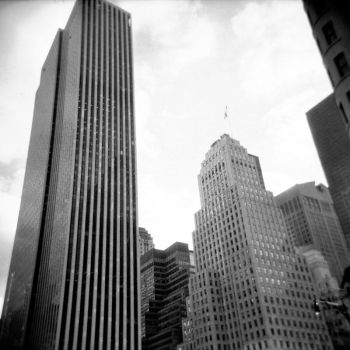 nyc holga 5 by malomorgen