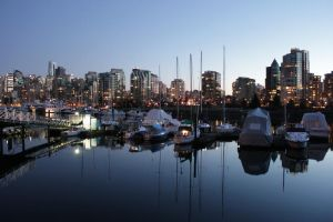 Night Harbour by pickofdestiny