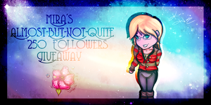 Tumblr Giveaway! by Miranthia