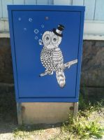 Owl by corpitin