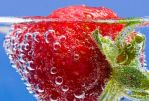 Strawberry Bubbles by DavidMCoyle