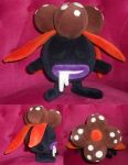 Gloom Plushie by NattensDrottning