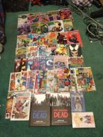 My comic/manga collection by Mike39201