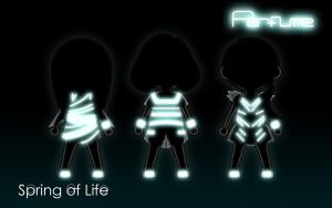 Perfume (LED) - SoL Wallpaper SP 16:10 by XCurarpiktX