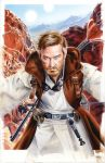 STAR WARS 015 Cover by mikemayhew