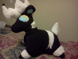 Blitzle Pillow Pet by theamazingwrabbit