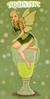 Absinthe by Black-Cat-Ink