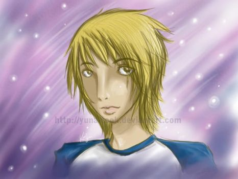 Blond Guy by Yuna-Took