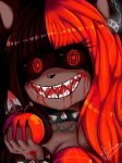 I whish you a fucking unhappy Halloween by Goth-Hollywood