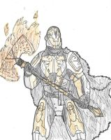 Iron Lord Saladin by DWestmoore
