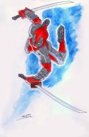 JUMPING WITH SWORDS! by jazzyjin