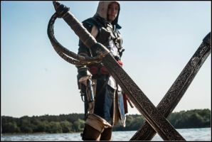 AC IV -  For I show retaliation toward the enemy. by Creed-Cosplay