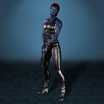 X Men Origins Mystique #originswolverine | Ex...