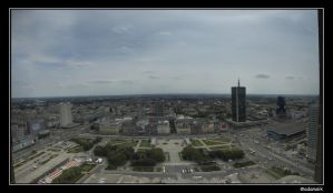 Piece of Warsaw by adamsik