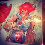 Thundercats Lion O by StevenSanchez