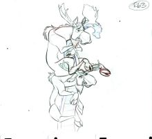 Rutt and Tuke_animation drawing by tombancroft