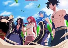 Fairy Tail 322 THE WINNER by eikens