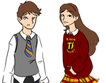 The Pines at Hogwarts by missbagel