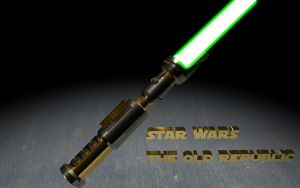 Old Republic Jedi Lightsaber 2 by oscarmiranda90