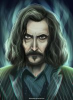 Sirius Black by antonjorch