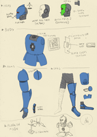 Pollo Redesign Contest Entry by DDT87