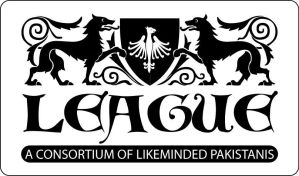 LEAGUE Logo by aash