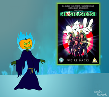 Cloaked Critic Reviews Ghostbusters 2 by TheUnisonReturns
