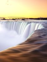 Niagara Falls by Silicon640c