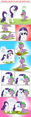Special Hearts and Hooves Day by Pia-sama