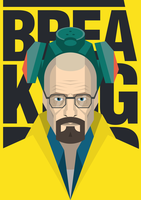 Breaking Bad by maximnikitin