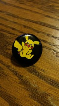 Pikachu Pin by starynight9846
