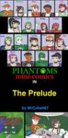 PHANTOMS Mini-Comics: The Prelude by MrCobalt67