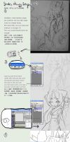 My Drawing Steps by ZiyoLing