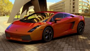 Lamborghini Gallardo by BlackLizard1971
