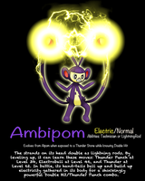 Contest - Electric/Normal Ambipom