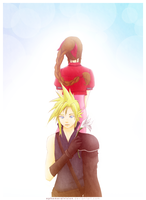 FFVII: Not yet goodbye by ephemeralvision