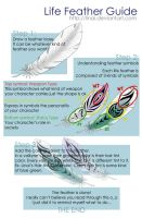 Life Feather Guide by linai