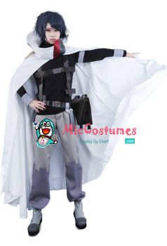 Log Horizon Shiroe Cosplay Costume by miccostumes