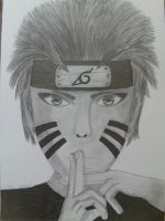 Sage Naruto in the real world by hnorby94