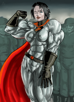 Soviet Superwoman by Higalack by Soviet-Superwoman
