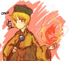 Ramza - Oracle by Selaphi