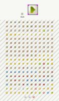 Flat arrows pixelate by Andy3ds