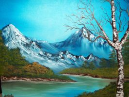 What I Learned from Bob Ross by crunchycritter